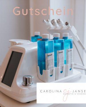 Online Gutschein über eine AquaFacial Behandlung im Wert von 79,00€